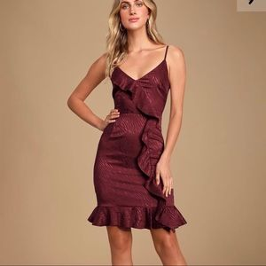 Lulus dress size s